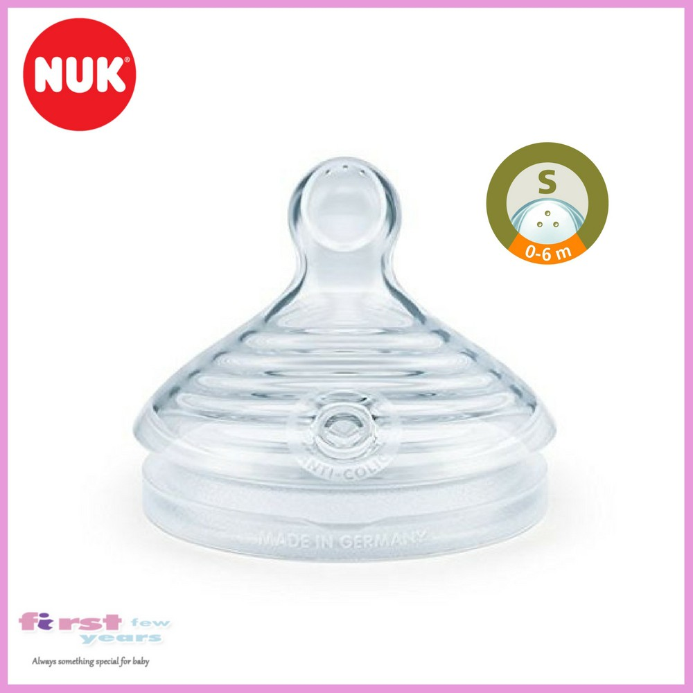 Nuk Glow In The Dark Silicone Soother With Cover 2pcs Shopee Pigeon Bpa Free Feeding Set Mini 6m Singapore