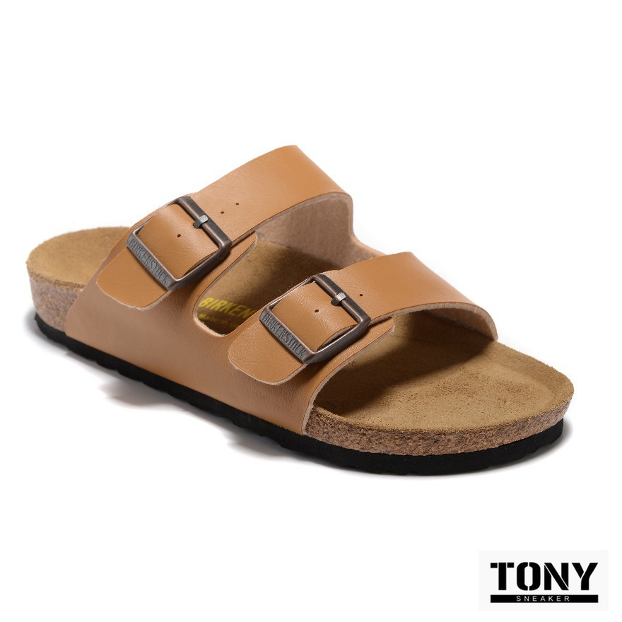 *Top Sales* Birkenstock Arizona classic double button sandals casual beach shoes