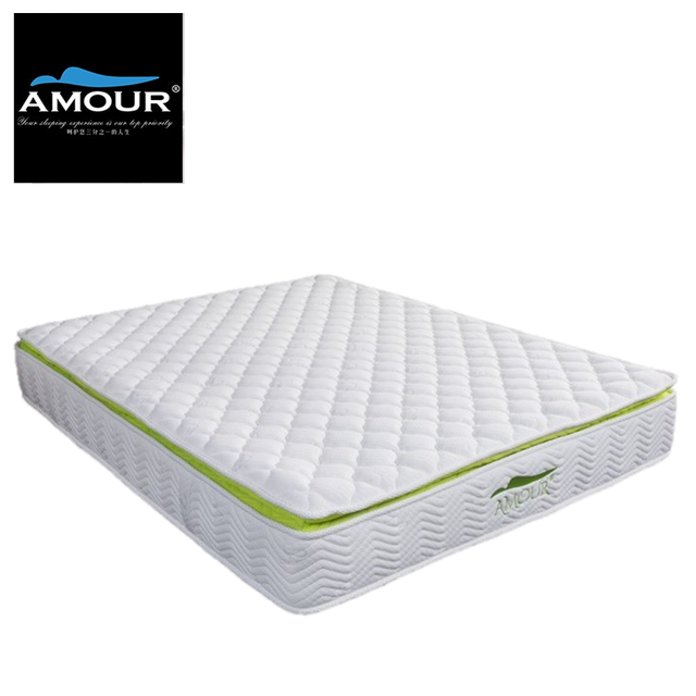 KING SIZE Pocket Spring Mattress with Memory foam top 10 Years Warranty |  Shopee Singapore
