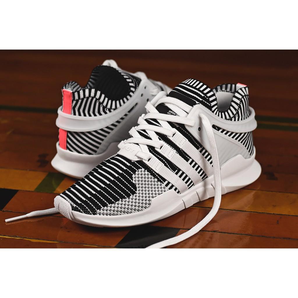 newest 71c28 2be60 Adidas EQT Support ADV PK Zebra