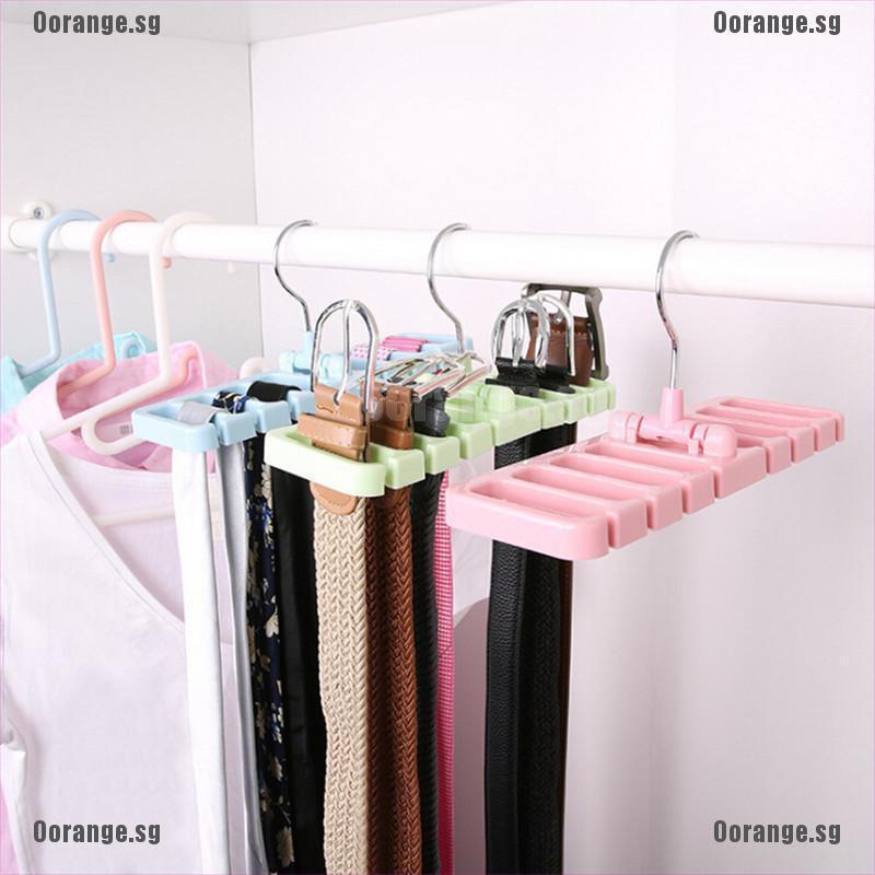 5pc Multi Function Metal Magic Clothes Closet Hangers Space Saver Organization