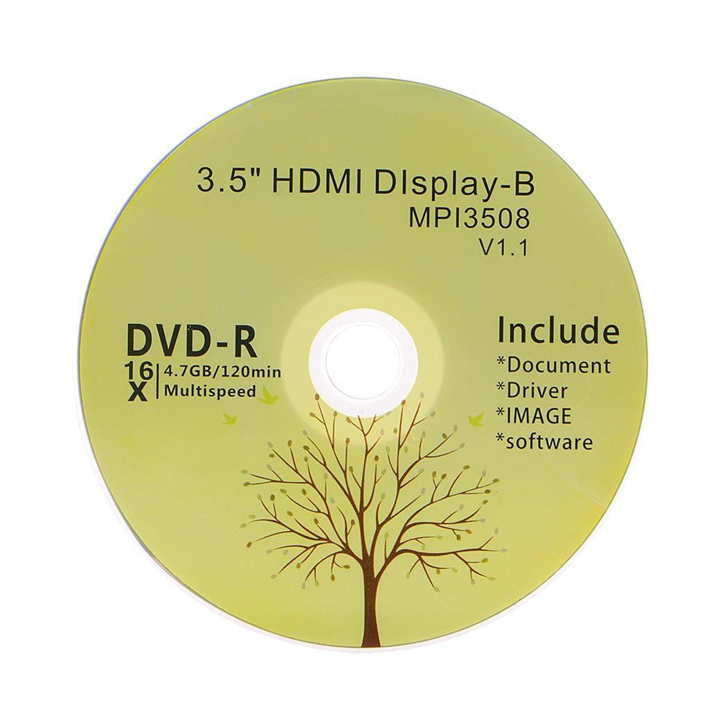 utake3 5 Inch LCD HDMI USB Touch Screen HD#LCD Display For Raspberry