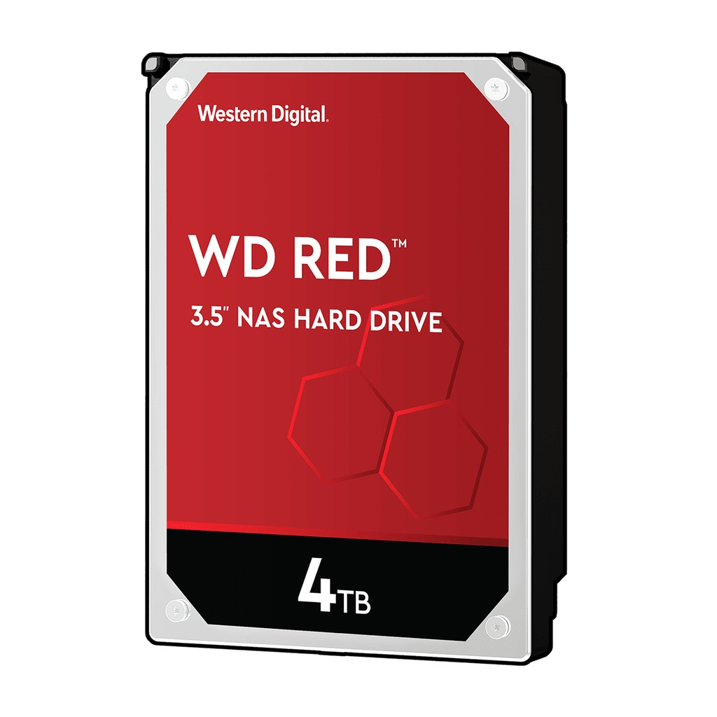Wd 4tb 3 5 Red Nas Drive Wd40efax 256mb Cache Shopee Singapore