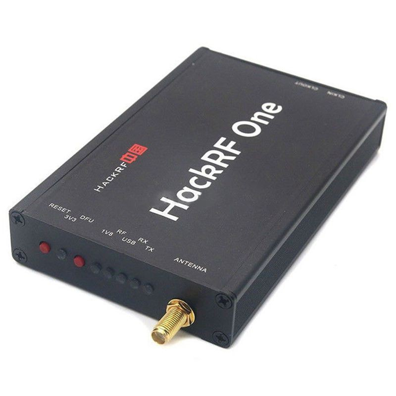HackRF One Software Defined Radio RTL SDR 1MHz-6GHz 8bit Quadrature