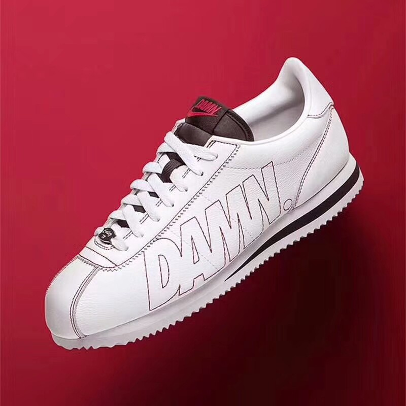 brand new 9eb08 0c04c Authentic Ready Stock 100% Ori Kendrick Lamar x Nike Cortez Kenny 1 Men  shoes Sneakers
