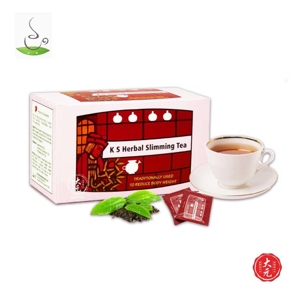 ks slimming tea