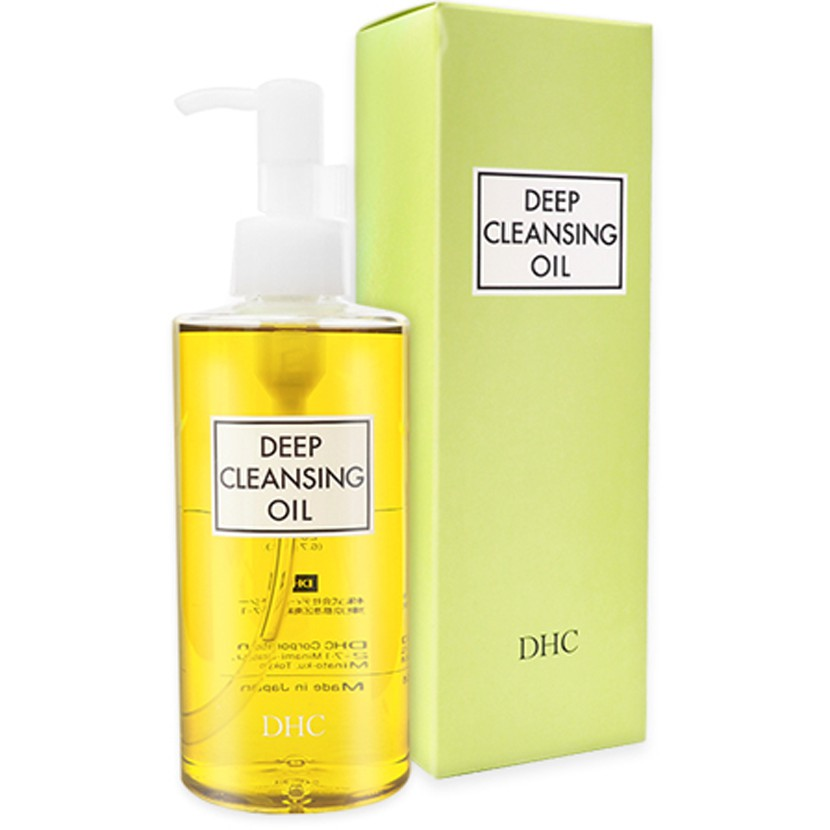 Dhc Deep Oil Makeup Remover 200 Ml