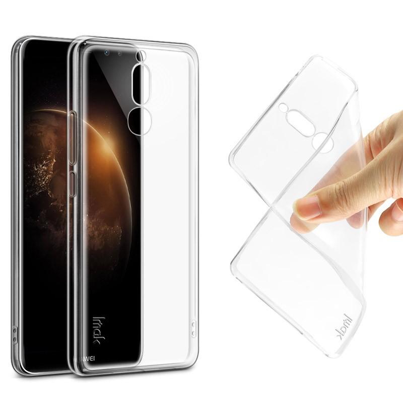 For Huawei nova 2i /Mate 10 Lite Clear Soft TPU Silicone Phone Case