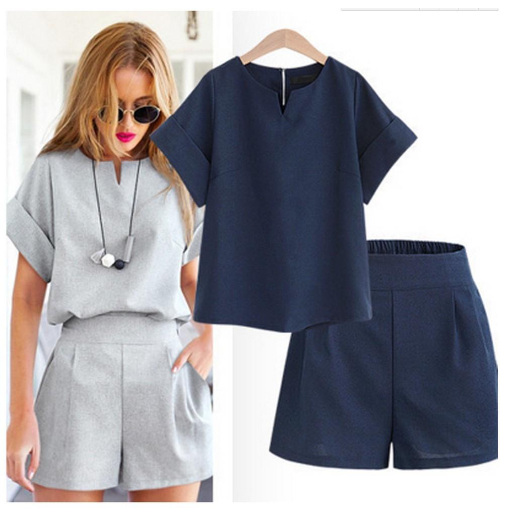 cd7d344694abd Plus Size Summer Jumpsuit Women 2018 Romper Overalls Big Size Large |  Shopee Singapore
