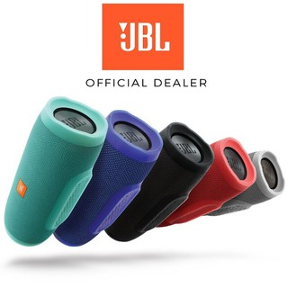JBL Charge 3 Wireless Bluetooth IPX7 Waterproof Outdoor Speaker