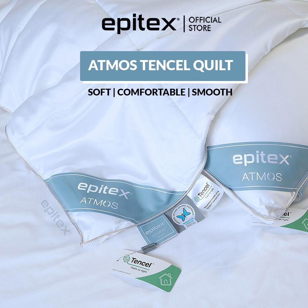 Epitex ATMOS Tencel Air Regulating Quilt | Comforter | Summer Quilt | Duvets  | Antibacterial | Shopee Singapore