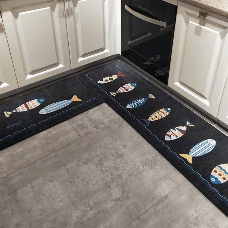 Ins Style Kitchen Floor Mats Bedroom