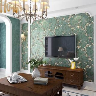 Wallpaper Living Room Warm Room Dormitory Bedroom Wall Decoration Home Wallpaper