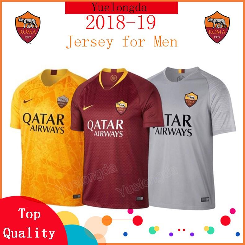 3cd21f0467f Top Quality 18 19 Barcelona Jersi Football Jersey
