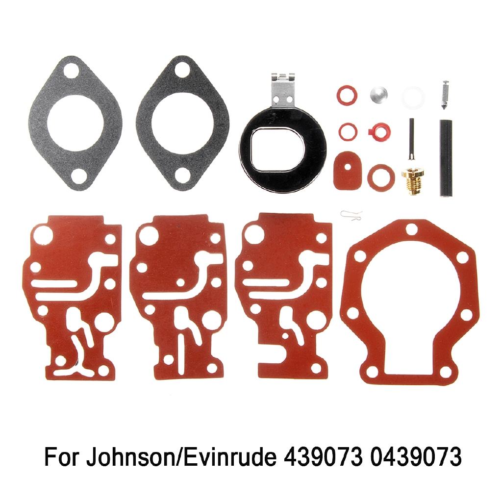 New Carburetor Carb Repair Rebuild Kit For Johnson//Evinrude 439073 0439073