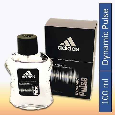 Adidas Men Dynamic Pulse Eau De Toilette Natural Spray Vaporisateur 100ML
