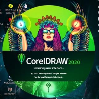 CorelDraw 2021 Perpetual Use for Mac and Windows   Shopee ...