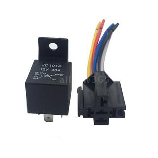 Car Parts 7PCS Car Fuse Circuit Breaker 28V Resettable 5A