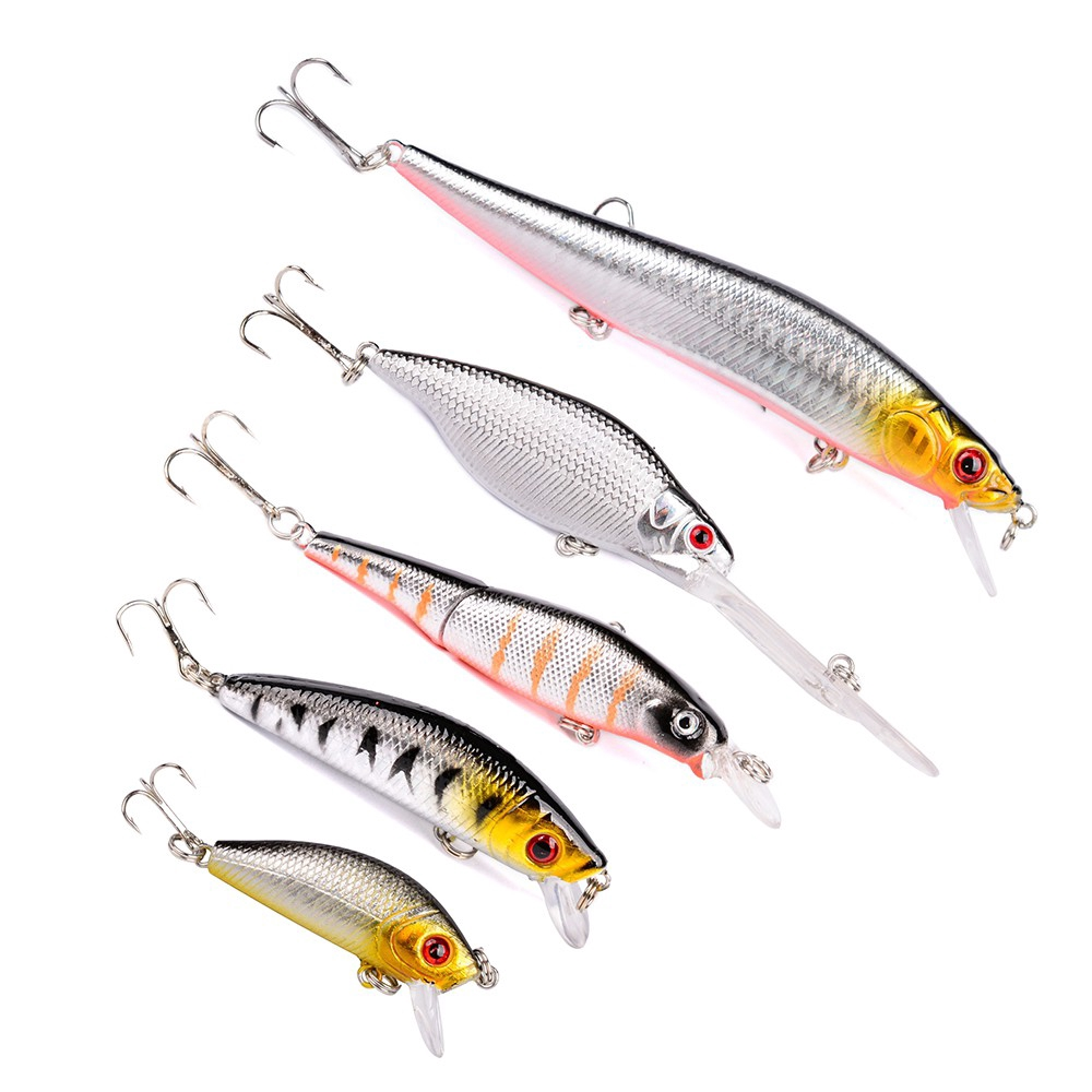 Sports & Entertainment Fishhooks Honest 10pcs*crank Hook With The Lead Sinker Metal Spoon Sequins Weight Lead Lure Spinner Soft Maggot Worm Hooks