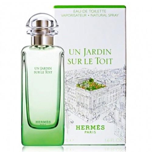 Hermes Jardin Sur Toit Green Edt Un Le Women For Unisex100mltesterMen 9WEHD2I