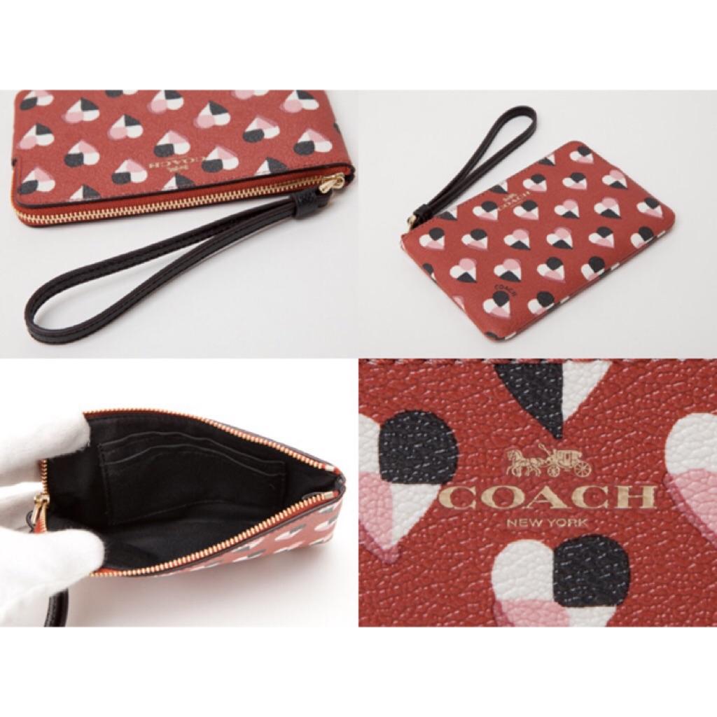 587a4d2d73 Denvel Leather Letterman Clutch Bag | Shopee Singapore