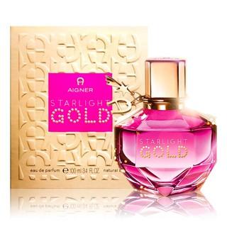 exquisiter Stil niedriger Preis neueste Kollektion ETIENNE AIGNER STARLIGHT GOLD EDP FOR WOMEN (100ml) Eau de Parfum Star Light