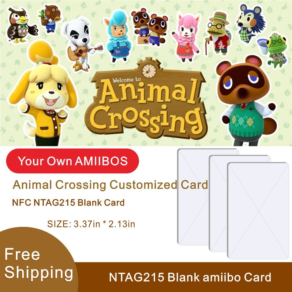 Animal Crossing Amibo Card Paula 224