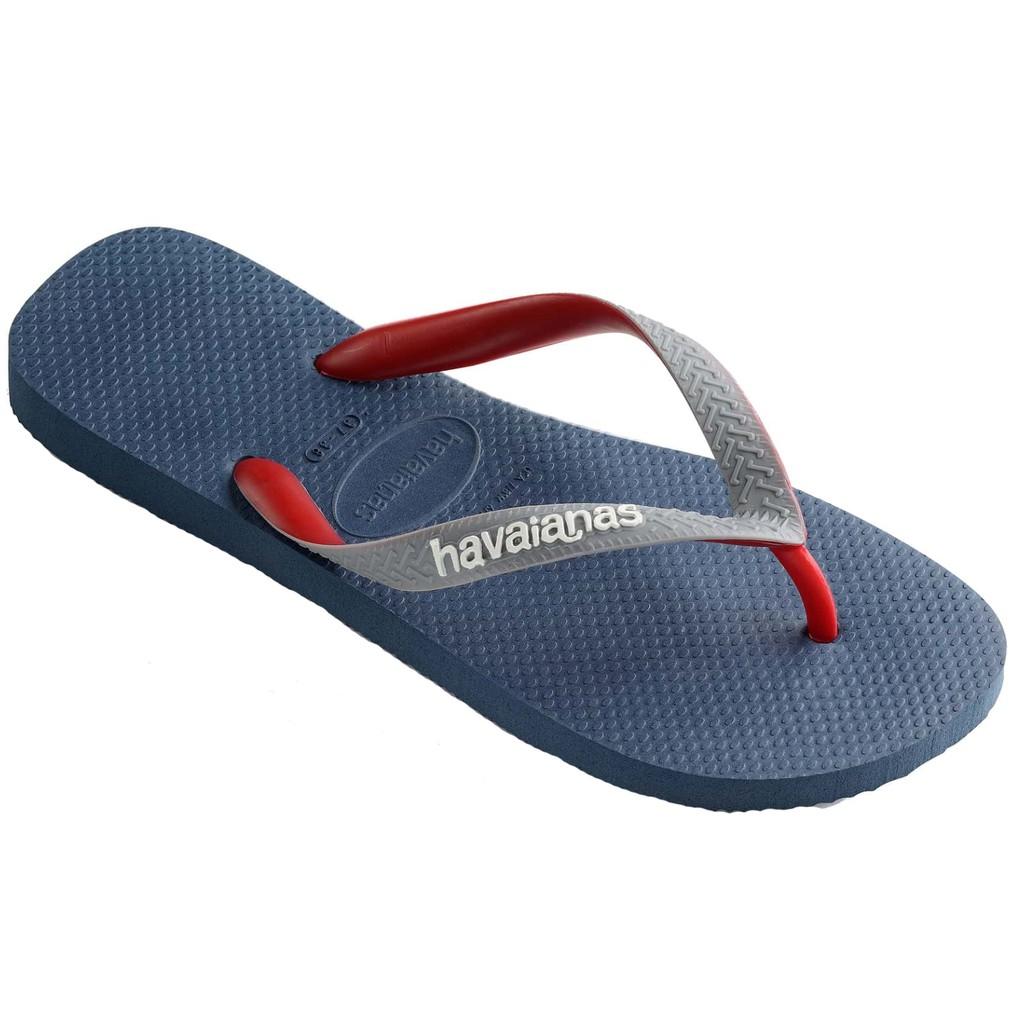 Havaianas Top Mix Mens Footwear Sandals Indigo Blue All Sizes