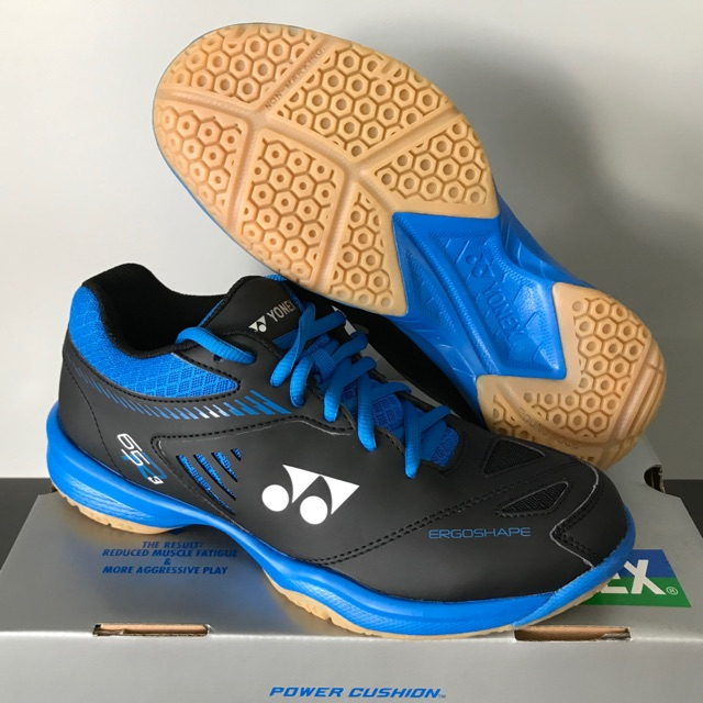 Yonex Power Cushion Badminton Shoes Shb65r3ex Shopee Singapore