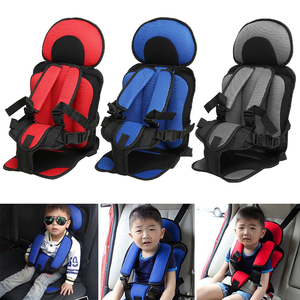 kids Car Seat Waterproof Padding Pram Baby Kids Stroller Cushion 1-4