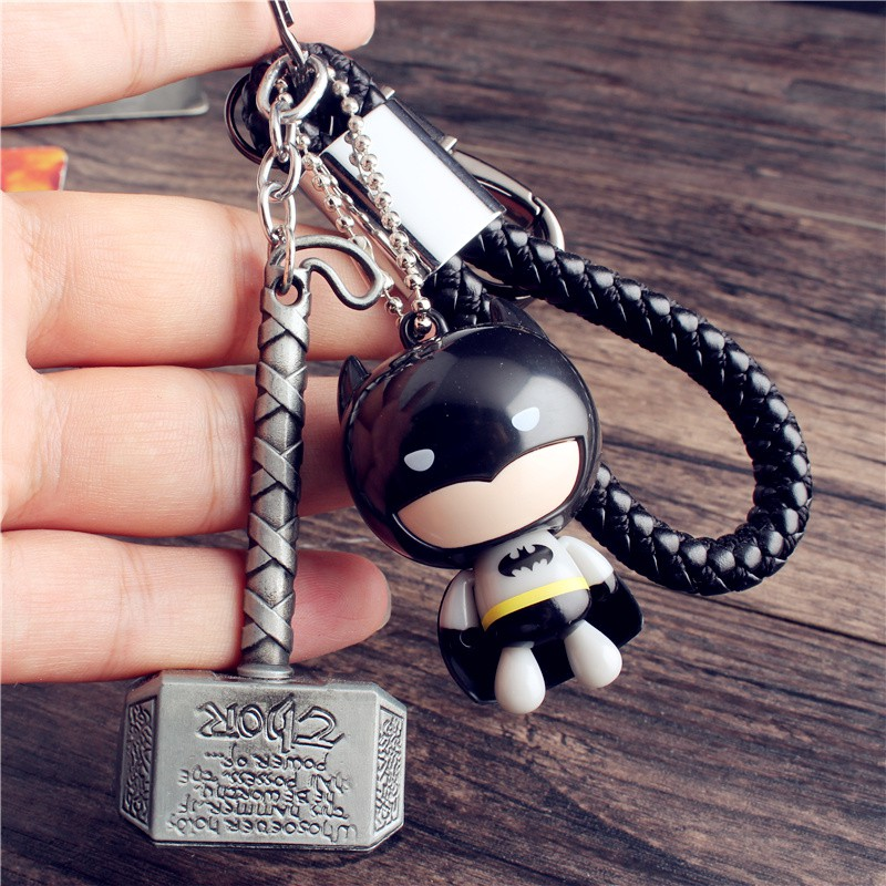 AIR JORDAN 1 Chicago ow joint 3D sneaker model car keychain creative  personality  2d2415469a7b