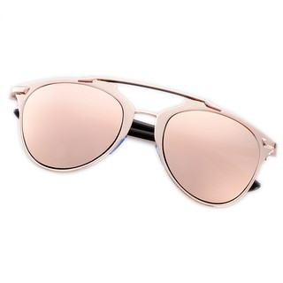 2650dd7851b Hot-Fashion-Retro-Women-Lady-Dual-Horizontal-Beam-. Hot Fashion Retro Women  Lady Dual Horizontal Beam Full Frame Sunglasses