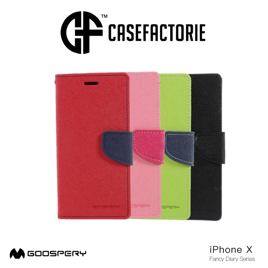 Goospery Mercury Wallet Flip Case Fancy Diary Ipad Mini 2 3 Original Iphone 8 Navy Lime Apple 105 2017 Authentic Shopee Singapore