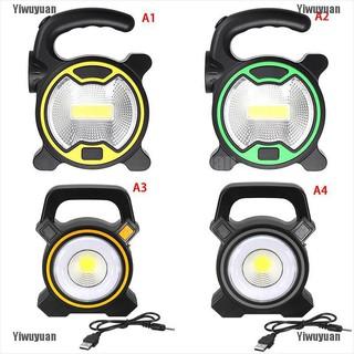 3 Modes Waterproof COB LED Flashlight Outdoors Headlight Headlamp Torch #BU
