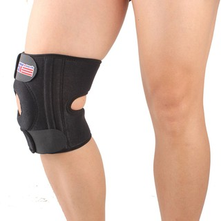 SX520-4-Spring-Support-Adjustable-Sports-Knee-Brace-