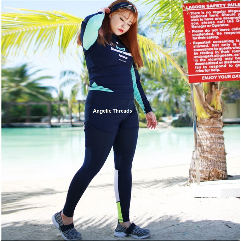 c84579d0519614 FUNFIT Upf50+ Cap Sleeve Zip-Front Sunvest In Neon Fluro | Shopee Singapore
