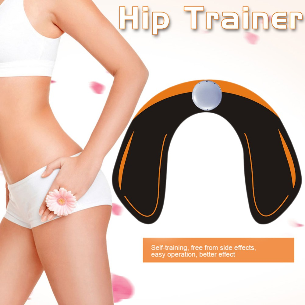 8dfd9b9719e Intelligent Hip Trainer Buttocks Lifting Waist Slimming EMS Muscle  Stimulator