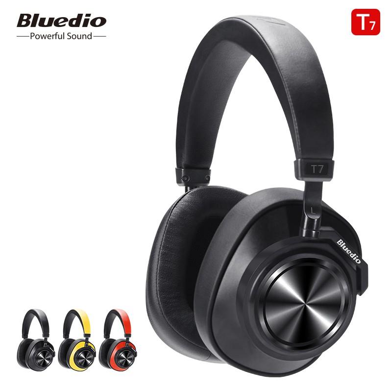 67d65f1d1e9 Bluedio F2 Headphone Bluetooth Headset ANC Business Wireless Mic Over Ear  MFCase | Shopee Singapore