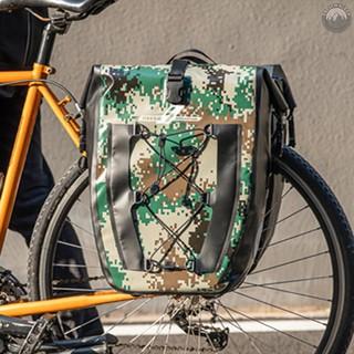 Wheel Up MTB Bike Bag Touchscreen Cycling Waterproof Front Tube Phone Case #JD