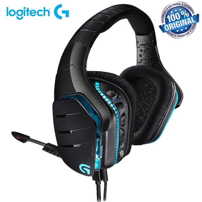 Original Logitech G633 Artemis Spectrum 7 1 Surround Sound Rgb Gaming Headphones Shopee Singapore