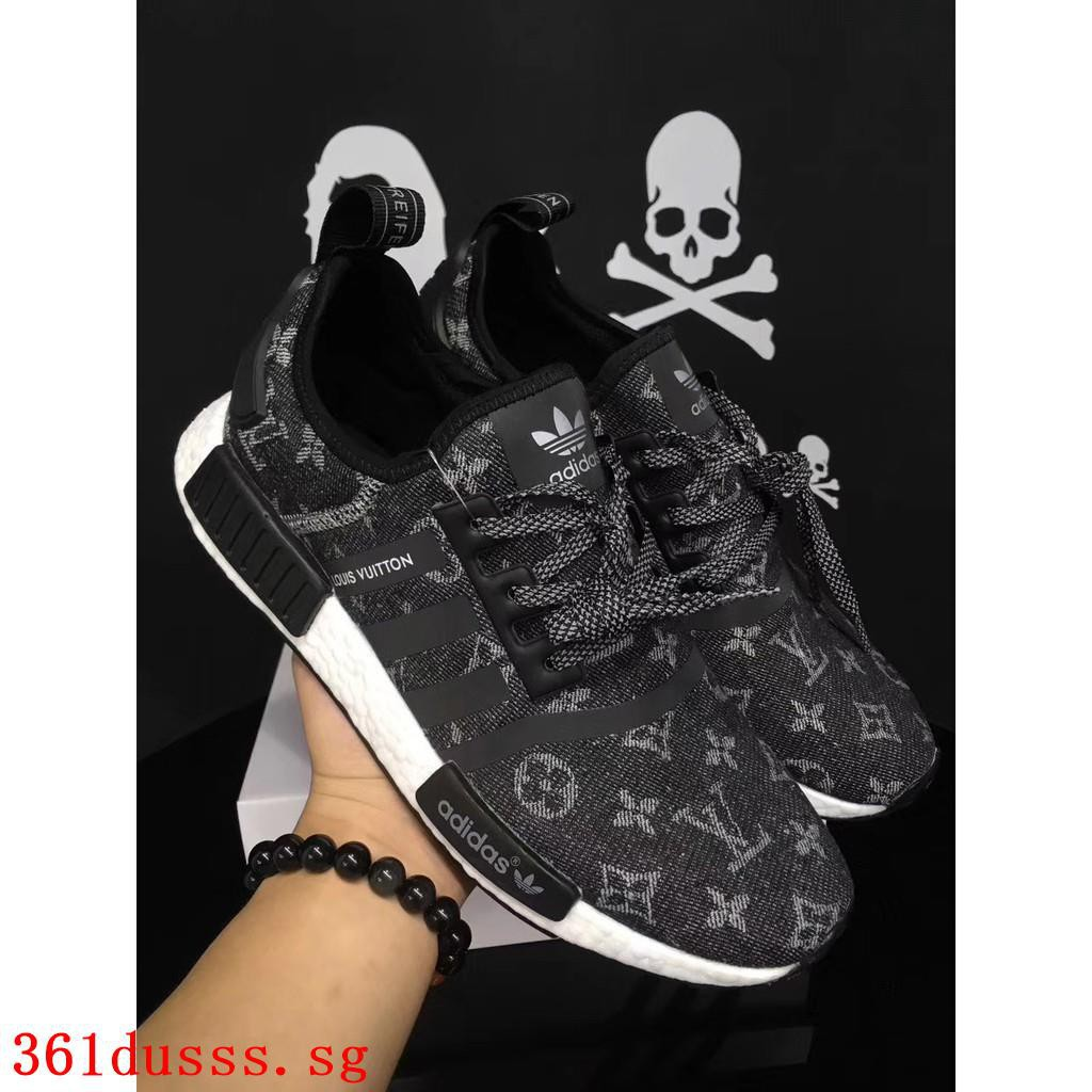 a653dc46d Nmd Lv Real Boost Sports Running Shoes Ready Stock Premium Q ...