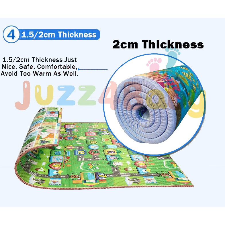 【20mm Thickness 】Brand New Eco Baby Playmat Play mat