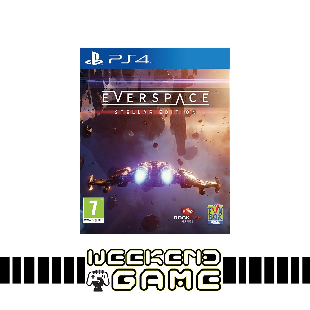 Everspace Stellar Edition //PS4//