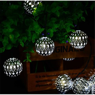 Solar Christmas Decorations.Outdoor Solar Christmas Fairy Led String Hanging Light Home