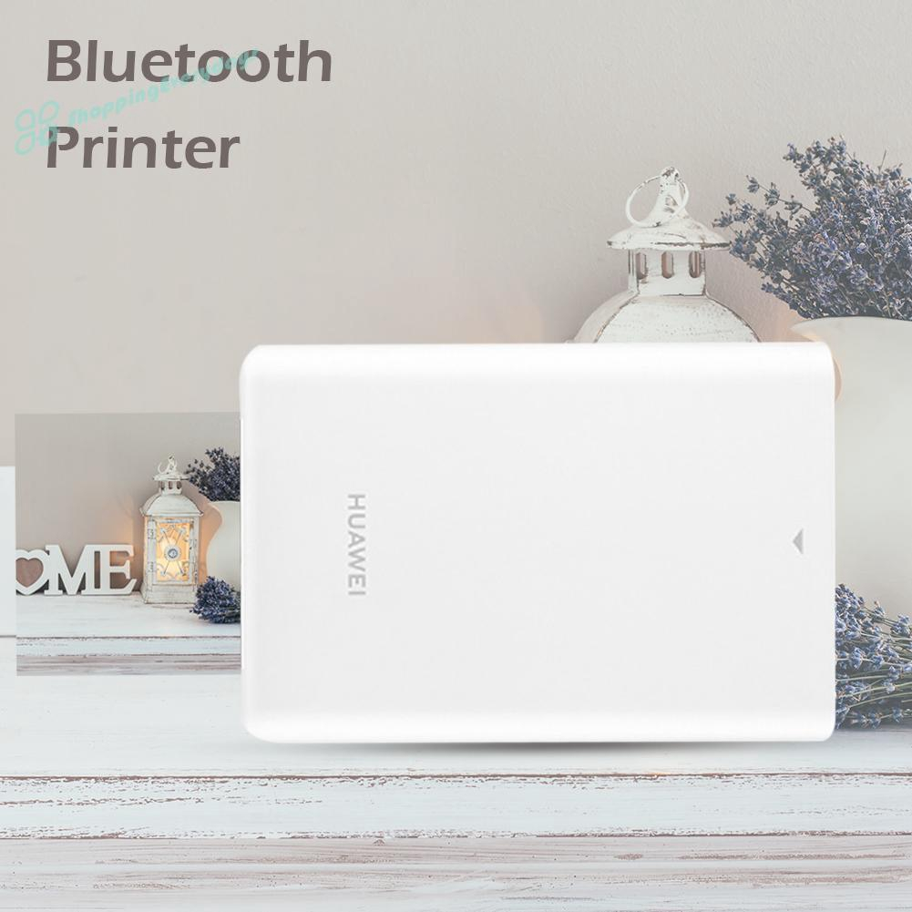 &SV&Huawei Honor Zink Portable Bluetooth Link Speed Mobile Phone DIY Printer