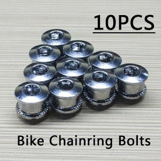 Fork cap Bicycle Cover Accessories Disc Screw Small springs Bolt Aluminum alloy