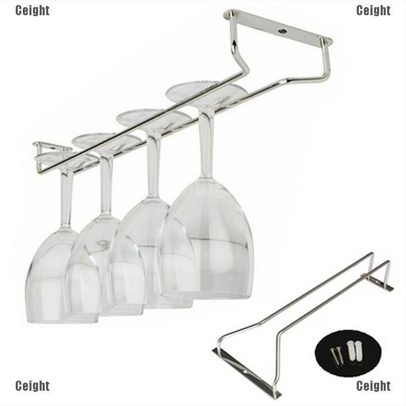 NEW Wine Glass Rack Cabinet Stand Home Dining Bar Tool Shelf Holder Hanger  IH