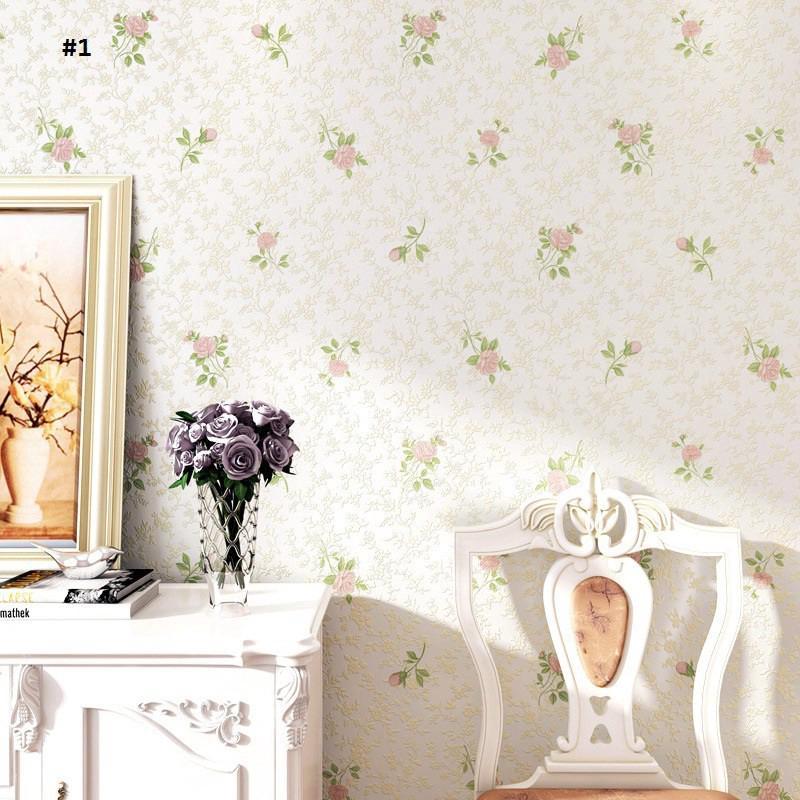 3d Home Kitchen Bedroom Diy Wall Decor Wallpaper Flower Wall Sticker Need Glue
