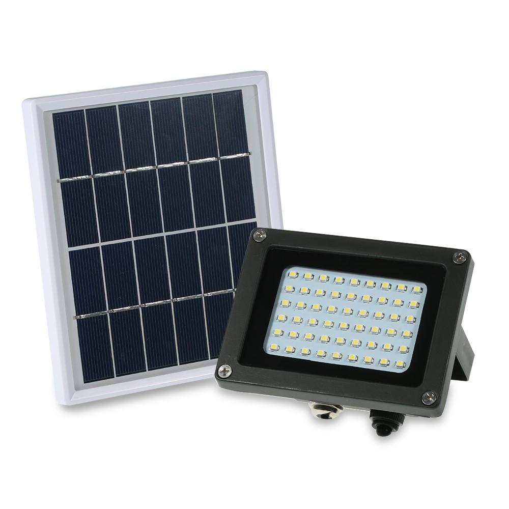 Solar Ed Floodlight 54 Led