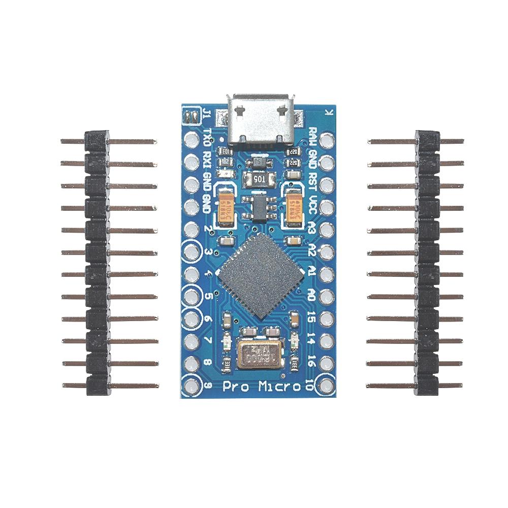 Arduino Leonardo Pro Micro ATmega32U4 5V for Arduino IDE 1 0 3 Bootloader  Replace Pro Mini